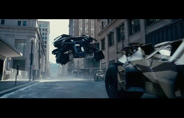 The Dark Knight Rises HD Trailer