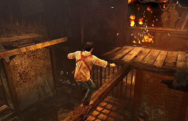 Uncharted Golden Abyss PS Vita Preview