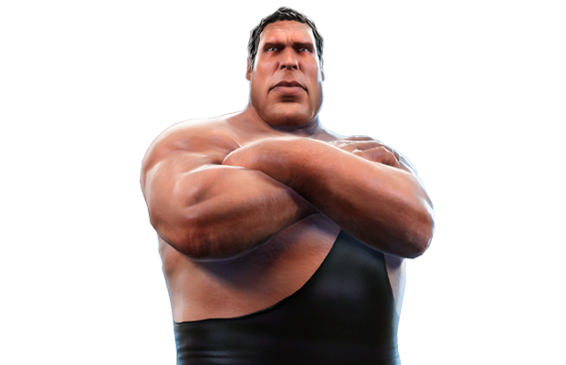 wwe 12 Andre the Giant DLC