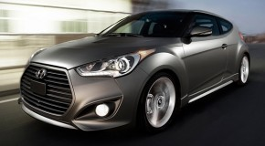 Video: 2013 Hyundai Veloster Turbo Debut