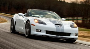 Chevy Unveils Special Collector Edition 2013 Corvette 427 Convertible