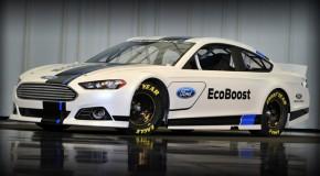 2013 Ford Fusion NASCAR Race Car