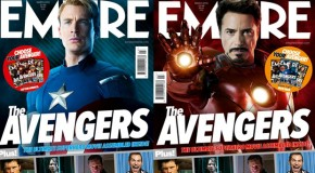 New 'Avengers' Empire Covers Unveiled, Producer Addresses Villain Rumors