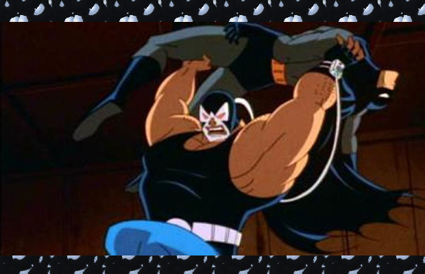 Bane Batman Animated Dark Knight Rises Parody