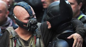 Tom Hardy Talks Playing Bane In 'Dark Knight Rises'