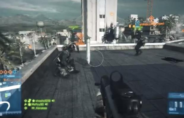 Battlefield 3 Multiplayer Fail