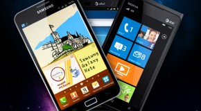 The 5 Hottest Smartphones Announced At CES 2012