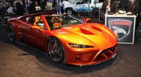 Falcon F7 Supercar Debuts at Detroit Auto Show