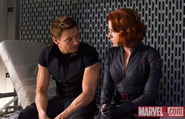 Jeremy Renner The Avengers 2012