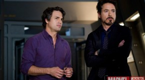 New Hi-Res 'Avengers' Images Spotlight An Un-Hulked Bruce Banner & Co.