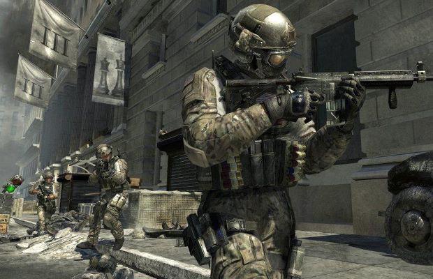Modern Warfare 3 DLC Weapon Drops