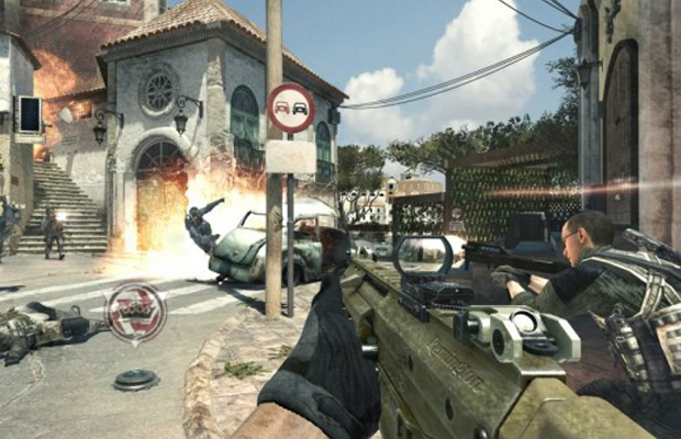 Modern Warfare 3 Liberation & Piazza Map
