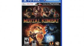 Mortal Kombat Announced For PS VIta, Box Art Unveiled