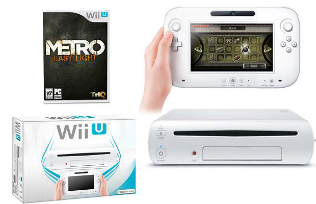 Nintendo Wii U launching before Christmas 2012