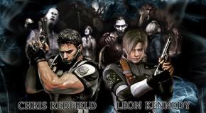 Resident Evil 6 Leon Kennedy