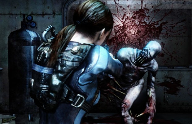 Resident Evil Revelations 3DS Demo
