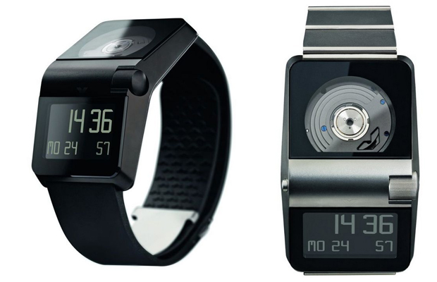 Ventura Sparc MGS Smart Watch