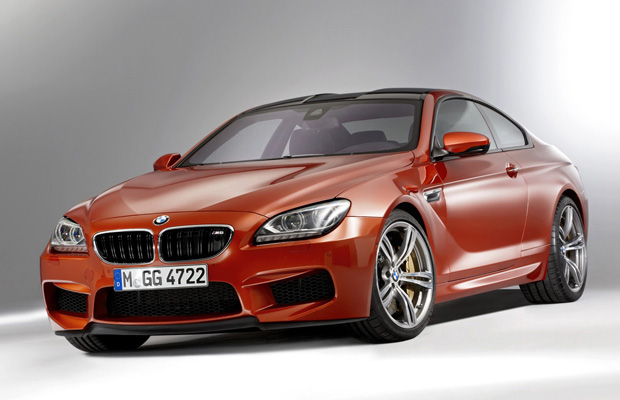 2013 BMW M5 Coupe