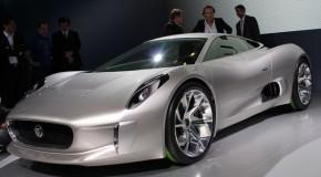 Confirmed: Jaguar C-X75 Supercar Put Into Production