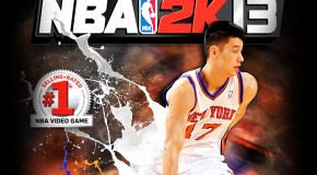 10 Awesome Jeremy Lin NBA 2K13 Covers
