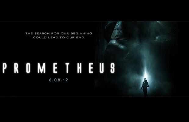 Prometheus Film Banner