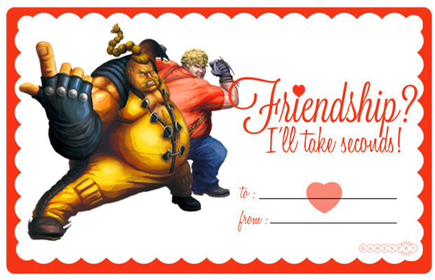 Bob and Rufus Valentines Day Cards