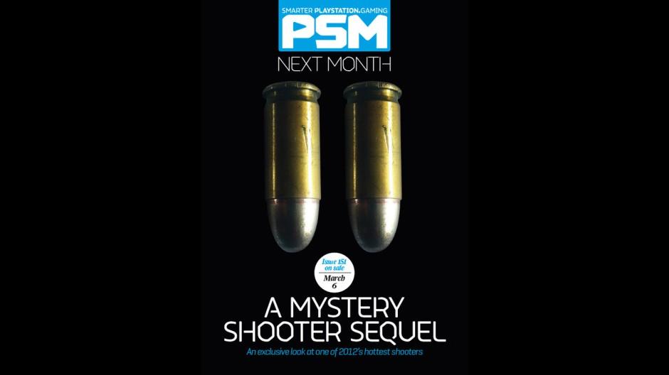 Bulletstorm 2 Cover PSM3