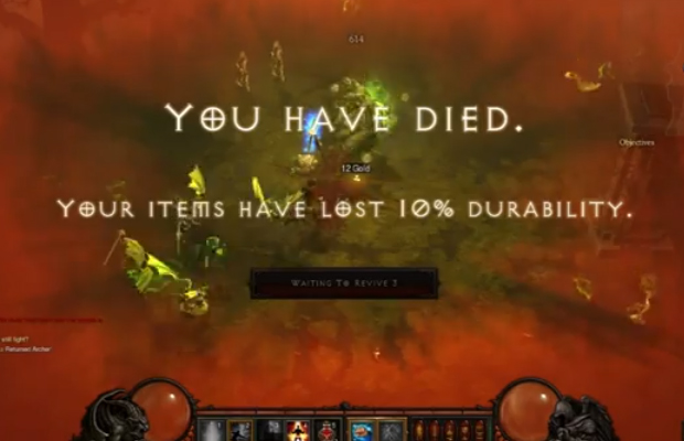 Diablo III Difficulty Levels