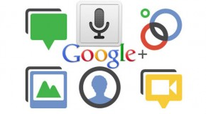 Google + To Support Google Voice Commands