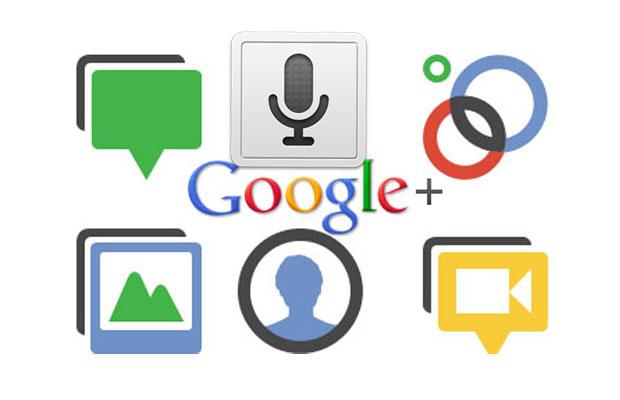 Google Plus Google Voice