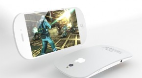 Beautiful iPhone 5 Curved Concept Surfaces