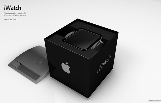 iWatch Concept Packaging
