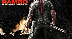 Rambo 5 Still Alive, On Hold Till Stallone Finishes Expendables 2