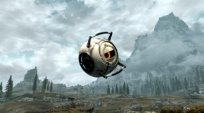 Valve Brings Portal to Skyrim With Insane Space Core Mod