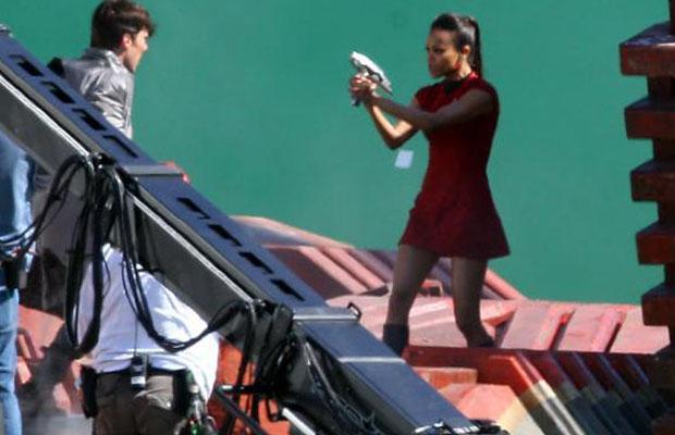 Star Trek 2 Uhura
