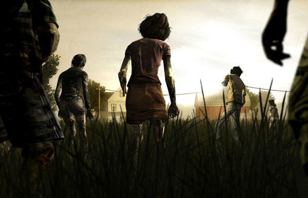 The Walking Dead game