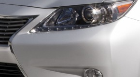 2013 Lexus ES Sedan Teased For 2012 NY Auto Show