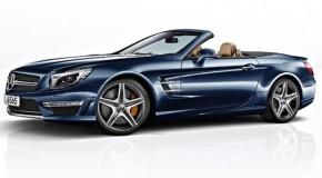 First Look: 2013 Mercedes-Benz SL65 AMG