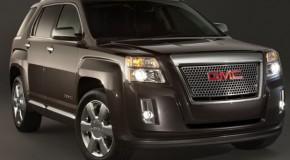 2013 GMC Terrain Denali Revealed Before 2012 NY Auto Show