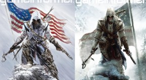 Assassin's Creed III Graces April Cover of Game Informer