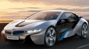 BMW i8 Hybrid Concept Details Leak
