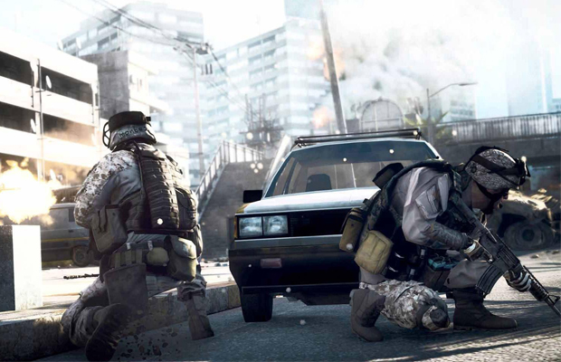 Battlefield 3 Close Quarters DLC bundle deleting and adding new game modes.