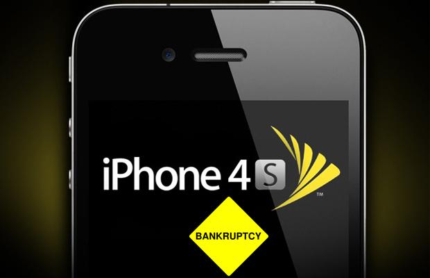 LTE iPhone could leave Sprint Bankrupt