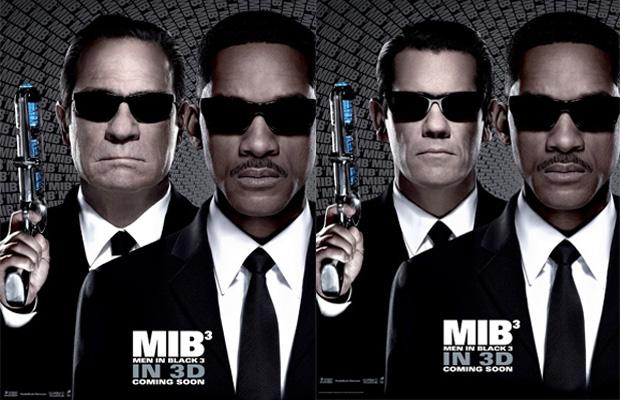 MIB III Posters