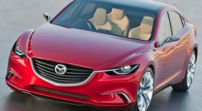 Mazda Takeri Concept Set To Debut At 2012 NY Auto Show