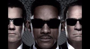 Trio of Men In Black III Film Posters Beam Online