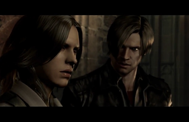 Resident Evil 6 screenshots from the epic trailer.