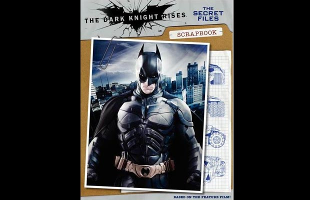 The Dark Knight Rises Promo Artwork