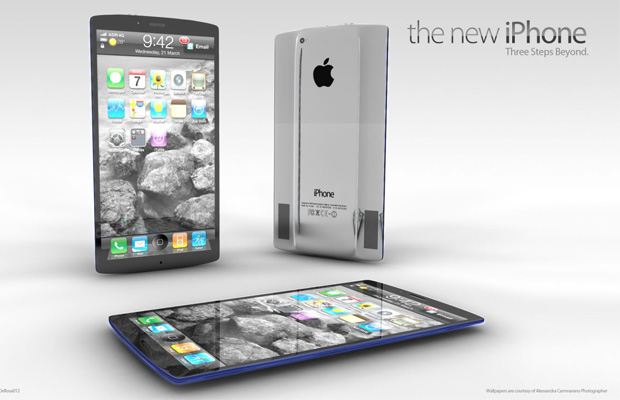 The New iPhone Concept