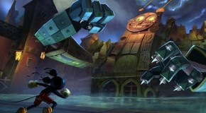 First Look: Epic Mickey 2 Gameplay Footage